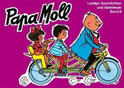 Cover-Bild zu Papa Moll, violett