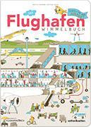 Cover-Bild zu Das Flughafen Wimmelbuch von Kaufmann, Beatrice