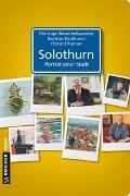 Cover-Bild zu Solothurn - Porträt einer Stadt von Neuenschwander, Christoph