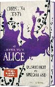 Cover-Bild zu Die Chroniken von Alice - Dunkelheit im Spiegelland