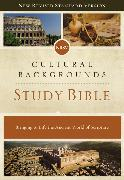Cover-Bild zu Zondervan,: NRSV, Cultural Backgrounds Study Bible, Hardcover, Comfort Print