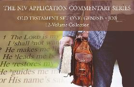 Cover-Bild zu Walton, John H.: The NIV Application Commentary, Old Testament Set One: Genesis-Job, 12-Volume Collection