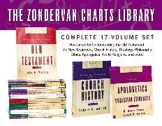 Cover-Bild zu Hannah, John D.: The Zondervan Charts Library: Complete 17-Volume Set