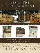 Cover-Bild zu Hill, Andrew E.: Learn the Old Testament Pack