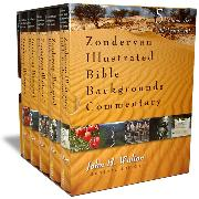 Cover-Bild zu Zondervan,: Zondervan Illustrated Bible Backgrounds Commentary Set