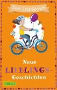 Cover-Bild zu Schwenker, Antje: Neue Lieblingsgeschichten zum Lesenlernen