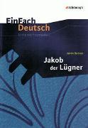 Cover-Bild zu Friedl, Gerhard: EinFach Deutsch Unterrichtsmodelle