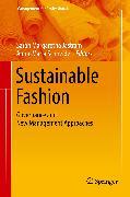 Cover-Bild zu Sustainable Fashion (eBook) von Jastram, Sarah Margaretha (Hrsg.)