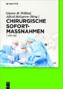 Cover-Bild zu Richter, Wolfgang (Beitr.): Chirurgische Sofortmaßnahmen (eBook)