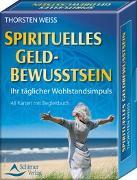 Cover-Bild zu Spirituelles Geldbewusstsein - Ihr täglicher Wohlstandsimpuls von Weiss, Thorsten
