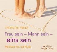 Cover-Bild zu Frau sein - Mann sein - eins sein von Weiss, Thorsten