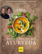 Cover-Bild zu Heilsam kochen mit Ayurveda