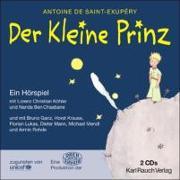 Cover-Bild zu Köhler, Lorenz Christian (Weitere Bearb.): Der Kleine Prinz - Hörspiel