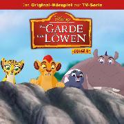 Cover-Bild zu Arnold, Cornelia: Disney / Die Garde der Löwen - Folge 08: Die verirrten Gorillas/ Ono und das Nashorn (Audio Download)