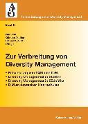 Cover-Bild zu Krause, Florian (Hrsg.): Zur Verbreitung von Diversity Management (eBook)