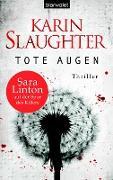 Cover-Bild zu Tote Augen (eBook) von Slaughter, Karin
