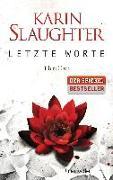 Cover-Bild zu Letzte Worte von Slaughter, Karin