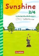 Cover-Bild zu Sunshine 3. Schuljahr. Early. Start Edition. Neubearbeitung. Lernstandserhebungen mit CD-Extra. NW von Hafner, Renate