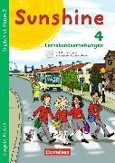 Cover-Bild zu Sunshine 4. Jahrgangsstufe. Lernstandserhebungen mit CD-Extra. BY von Hafner, Renate