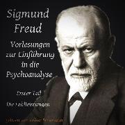 Cover-Bild zu Vorlesungen zur Einführung in die Psychoanalyse (Audio Download) von Freud, Sigmund
