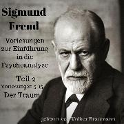 Cover-Bild zu Vorlesungen zur Einführung in die Psychoanalyse (Teil 2) (Audio Download) von Freud, Sigmund