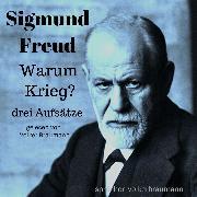 Cover-Bild zu Warum Krieg? (Audio Download) von Freud, Sigmund