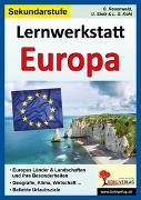 Cover-Bild zu Lernwerkstatt Europa, Sekundarstufe (eBook) von Kohl, Lynn S