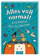 Cover-Bild zu Alles voll normal! von Flavell, Liz