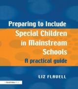 Cover-Bild zu Preparing to Include Special Children in Mainstream Schools (eBook) von Flavell, Liz