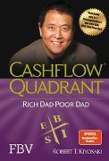 Cover-Bild zu Kiyosaki, Robert T.: Cashflow Quadrant: Rich dad poor dad