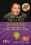 Cover-Bild zu Kiyosaki, Robert T.: Rich Kid Smart Kid (eBook)