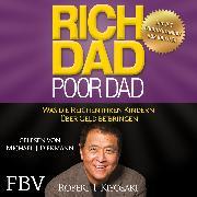 Cover-Bild zu Kiyosaki, Robert T.: Rich Dad Poor Dad (Audio Download)