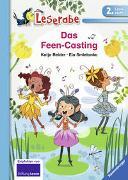 Cover-Bild zu Das Feen-Casting - Leserabe 2. Klasse - Erstlesebuch für Kinder ab 7 Jahren von Reider, Katja