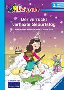 Cover-Bild zu Der verrückt verhexte Geburtstag - Leserabe 2. Klasse - Erstlesebuch für Kinder ab 7 Jahren von Fischer-Hunold, Alexandra
