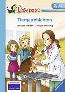 Cover-Bild zu Tiergeschichten - Leserabe 2. Klasse - Erstlesebuch für Kinder ab 7 Jahren von Walder, Vanessa