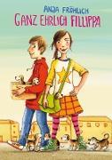 Cover-Bild zu Ganz ehrlich, Fillipa! von Fröhlich, Anja