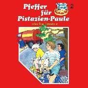 Cover-Bild zu Pizzabande, Folge 2: Pfeffer für Pistazien-Paule (oder Die Extratour) (Audio Download) von Schröder, Rainer M.