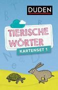 Cover-Bild zu Weltenfänger: Tierische Wörter (Kartenset) von Wittenburg, Christiane