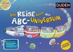 Cover-Bild zu Die Reise durch das Abc-Universum von Hagemann, Antje (Illustr.)