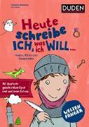 Cover-Bild zu Weltenfänger: Heute schreibe ich, was ich will von Wittenburg, Christiane