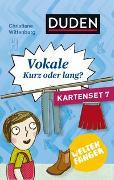 Cover-Bild zu Weltenfänger: Kurz oder lang? (Kartenset) von Wittenburg, Christiane