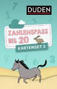 Cover-Bild zu Weltenfänger: Zahlenspaß bis 20 (Kartenset) von Wittenburg, Christiane