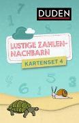 Cover-Bild zu Weltenfänger: Lustige Zahlennachbarn (Kartenset) von Wittenburg, Christiane