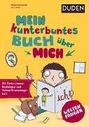 Cover-Bild zu Weltenfänger: Mein kunterbuntes Buch über mich von Weidenbach, Bille (Illustr.)