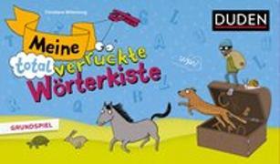 Cover-Bild zu Weltenfänger: Meine total verrückte Wörterkiste von Wittenburg, Christiane