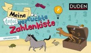 Cover-Bild zu Weltenfänger: Meine total verrückte Zahlenkiste von Wittenburg, Christiane