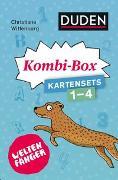 Cover-Bild zu Weltenfänger: Kartenset-Kombibox (Wörter und Zahlen) von Wittenburg, Christiane