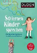 Cover-Bild zu So lernen Kinder sprechen von Günster-Schöning, Ursula