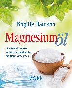 Cover-Bild zu Magnesiumöl (eBook) von Hamann, Brigitte