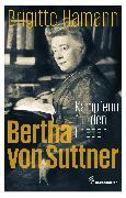 Cover-Bild zu Bertha von Suttner (eBook) von Hamann, Brigitte